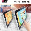For brand IPS screen 14 inch android digital signage all in one touch screen pc